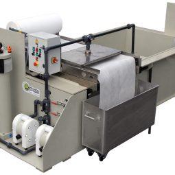Recycleur d'eaux industrielles / Recyclage d'eau industrie / Aspifloc
