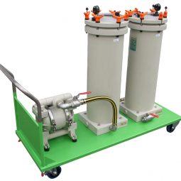 Station Epur Water de microfitration par charbon actif / Produits et matériels pour le traitement des eaux / Aspifloc