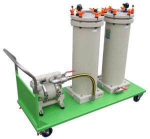 Déshuileur / Produits et matériels pour le traitement des eaux /Aspifloc