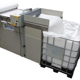 Station automatique de décontamination des eaux / Epuration en continu des bains de dégraissage