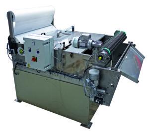 Skimmer à bande déroulante filtration d'eaux lessivielle / Aspifloc Skimmer 100 GD